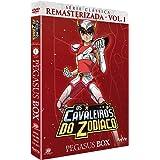 Cavaleiros Do Zodíaco- Class- Pégasus- Box 01 -[DVD]