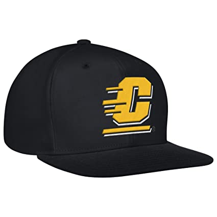 75f9f042889 Amazon.com   NCAA Central Michigan Chippewas Men s Flat Brim ...