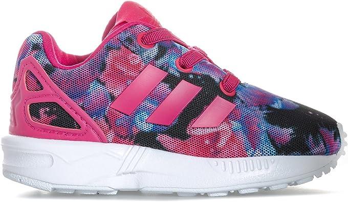 Adidas Originals ZX Flux EL Zapatillas para Niña Morado, 19 ...