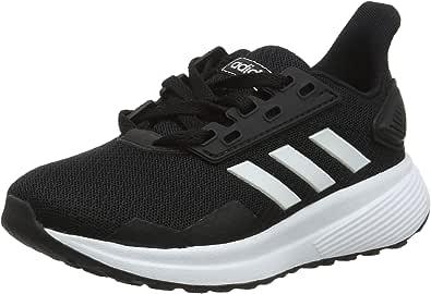 adidas Boys Duramo 9 Trainers, Core Black/Footwear White/Core Black