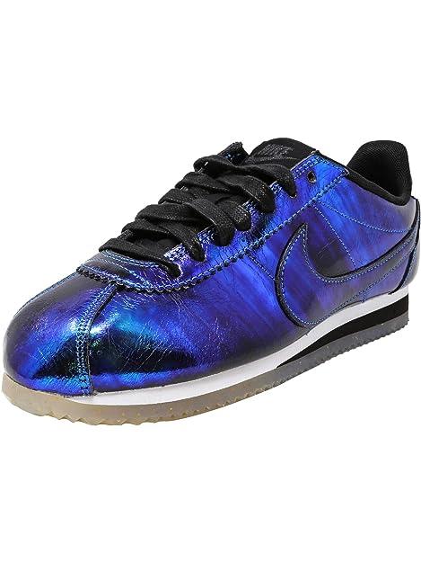 huge selection of 5614c 55e58 NIKE Classic Cortez Nylon - Caña baja de material sintético mujer:  Amazon.es: Zapatos y complementos
