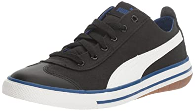 PUMA 917 Fun PS Skate Shoe Black White 8ad7effb6