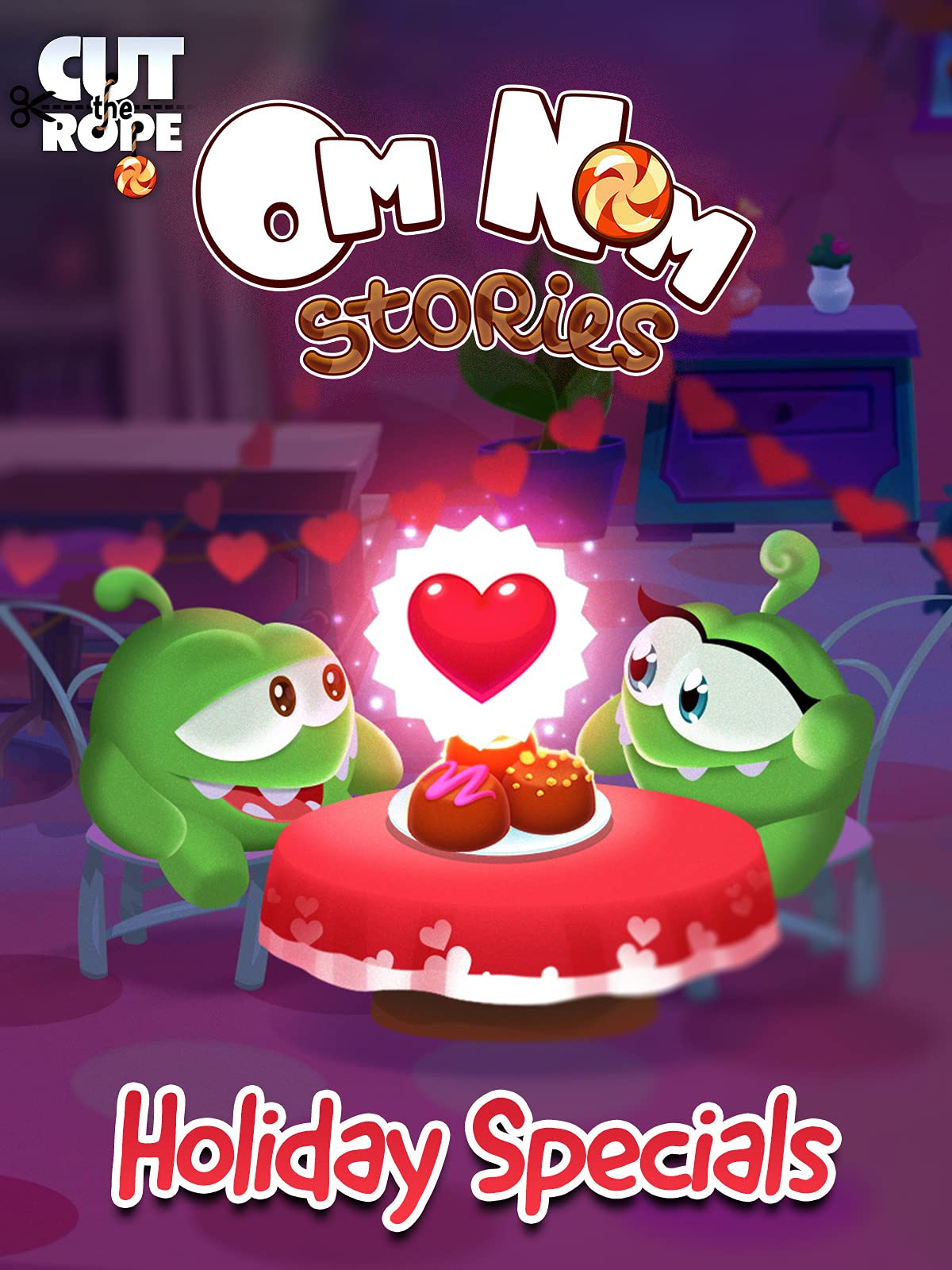Cut the Rope: Om Nom Stories - Holiday Specials