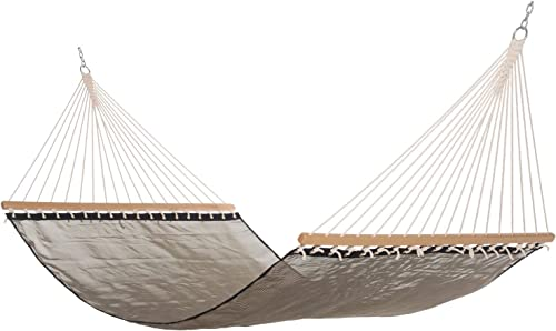 The Hamptons Collection 156 Bronze Castaway Textilene Poolside Hammock