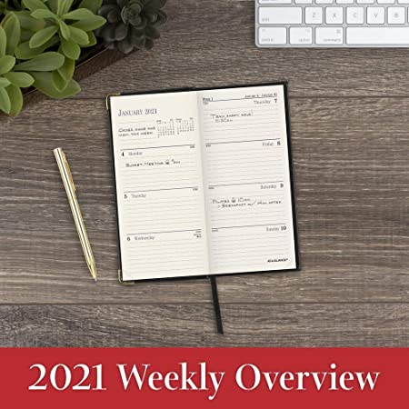 4 X 10 Per Case New 2021 Diary Pack of three 2021 A4 Diary