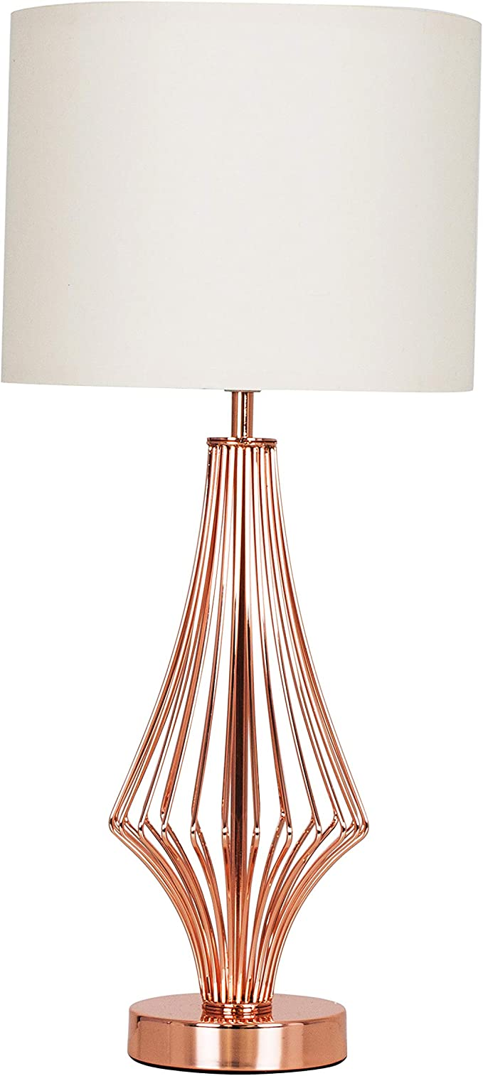 Modern Polished Copper Metal Wire