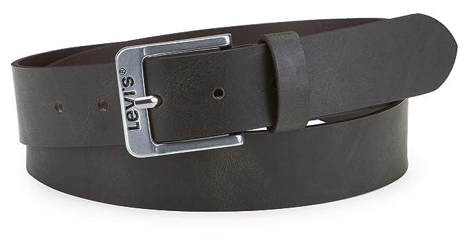 a81bce3c8bf4 Levis 5117 Herren Leder Gürtel 35 mm breit schwarz braun für Jeanshosen   Amazon.de  Bekleidung