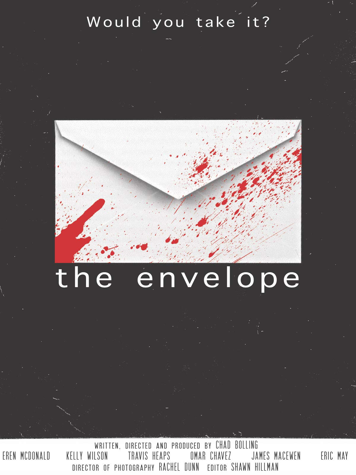 the envelope on Amazon Prime Video UK