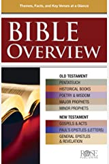 Bible Overview Pamphlet Kindle Edition