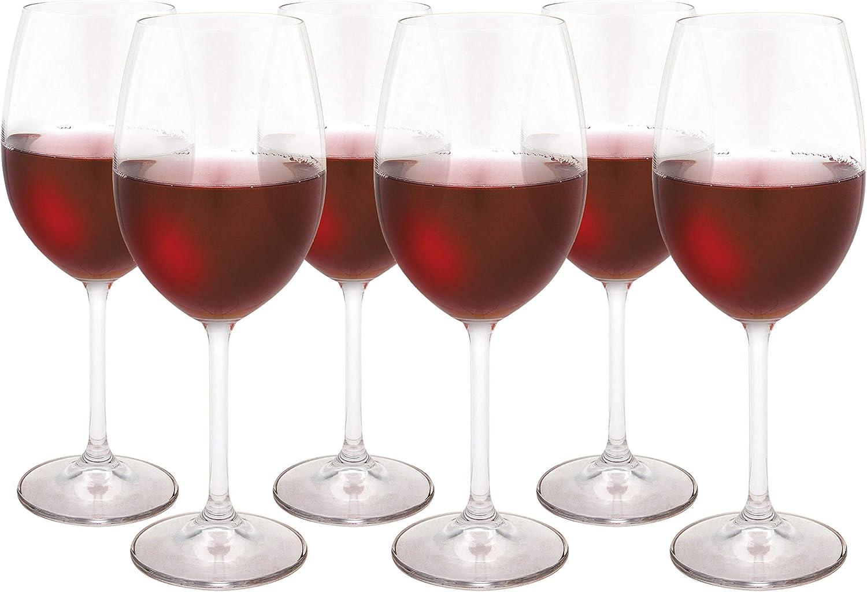 Taças vinho - Bohemia