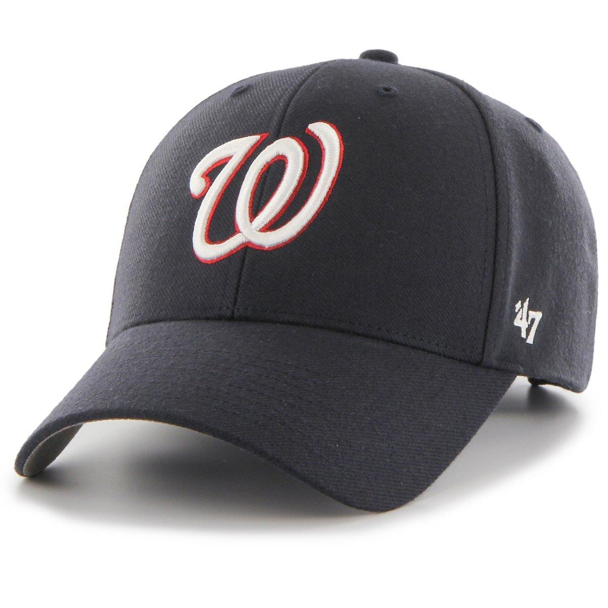 '47 MLB Washington Nationals '47 MVP Cap 47 Brand