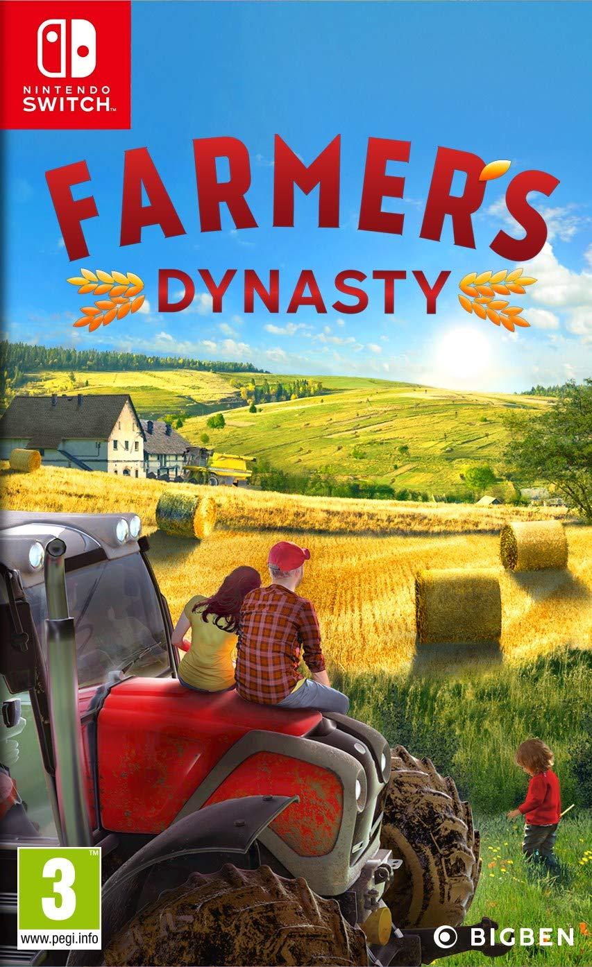 Farmer's Dynasty (Switch) (Nintendo Switch)