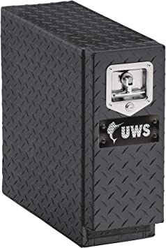 UWS EC20021 18-Inch Aluminum Truck Bed Tool Box with 5 Drawers