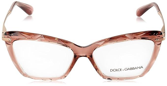 Amazon.com: Dolce & Gabbana dg5025 Monturas de anteojos 3148 ...