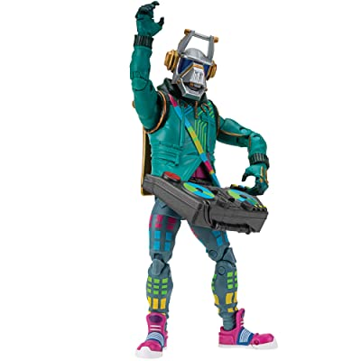"Fortnite 6"" Legendary Series Figure, DJ Yonder: Toys & Games"