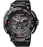 Q&Q Dual Time Analog Grey Dial Men's Watch - GW85J002Y