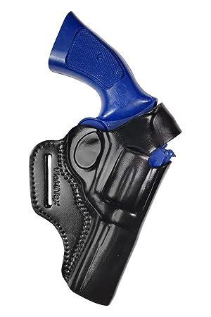 VlaMiTex 4 inch barrel leather revolver holster Weihrauch Arminius
