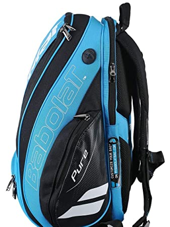 Amazon.com : Babolat Pure Strike VS Tour Tennis Racquet Set or Kit Bundled with (1) Babolat Pure Tennis Bag or Backpack and (1) Can of 3 Tennis Balls ...