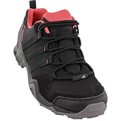 adidas outdoor Terrex AX2R Hiking Shoe - Women's Black/Black/Tactile Pink,  ...