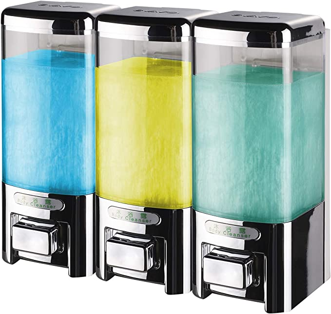 Svavo Shower Dispenser 3 Chamber