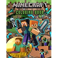 MINECRAFT Coloring Book: Awesome Gift for KIDS
