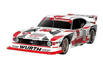 Tamiya Ford Zakspeed Turbo Capri Gr 5 - Radio-Controlled (RC) land vehicles (Cochecito de juguete): Amazon.es: Juguetes y juegos