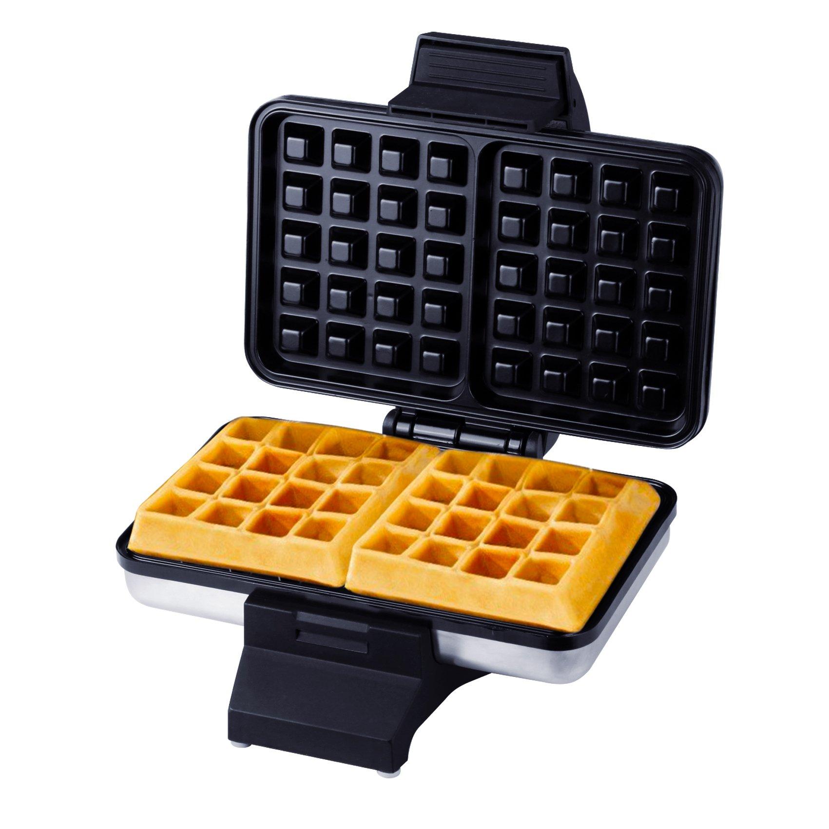 ZZ Breakfast Sandwich Maker with Sets of Detachable Non-stick Plate