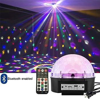 Intsun Disco Ball Strobe Light Party Lights