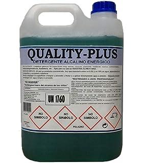 """CE Quality-PLUS1 - DESENGRASANTE SÚPER-Concentrado Energético.""""Especial para COCINAS Y"""
