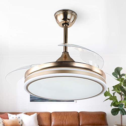 42″ Retractable Ceiling Fan