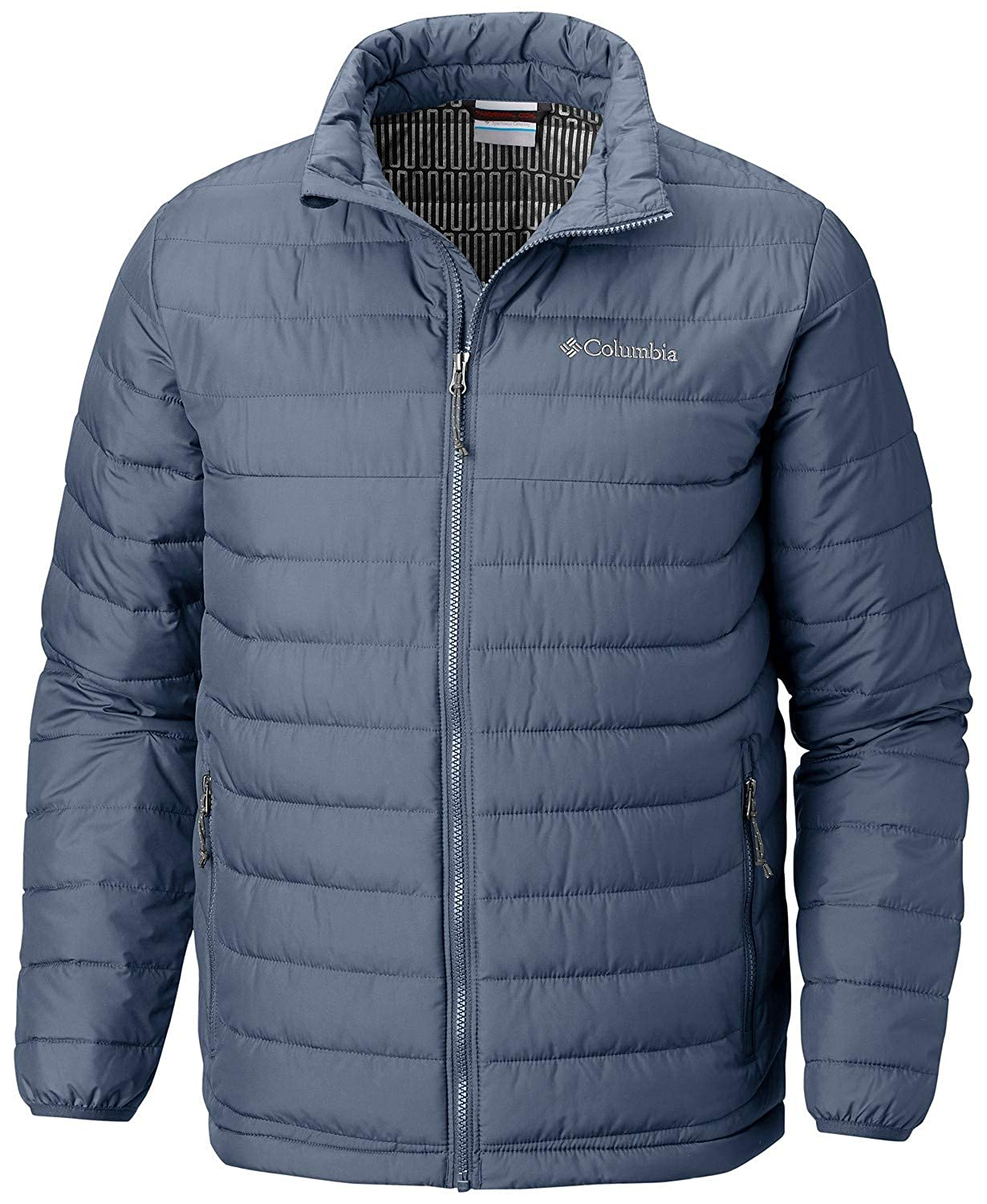 92d9d0cd2a90 Columbia Men's Oyanta Trail Puffer Jacket at Amazon Men's Clothing store: