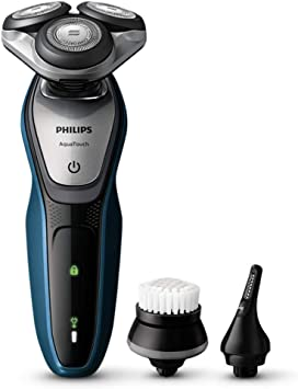 Afeitadora Philips AquaTouch eléctrico 100% impermeable – s5091: Amazon.es: Salud y cuidado personal