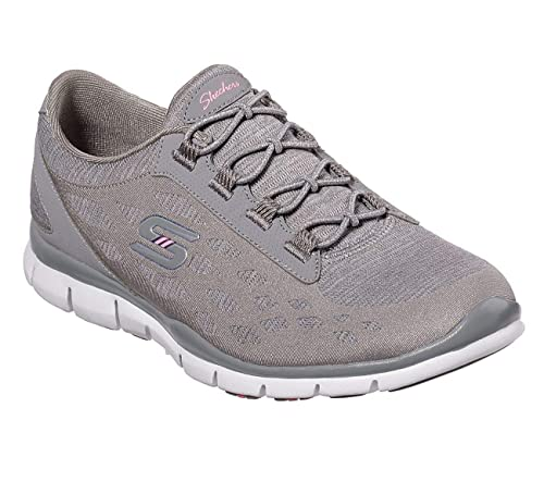 Skechers 23361_gry Skechers 23361_GRY Mujer Color: Gris