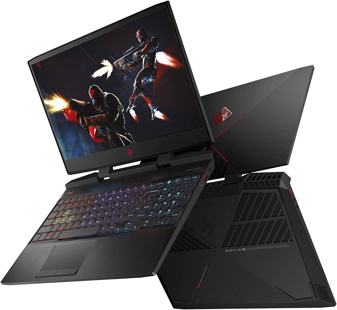 HP OMEN 15-dc1023ns - Portátil Gaming de 15.6