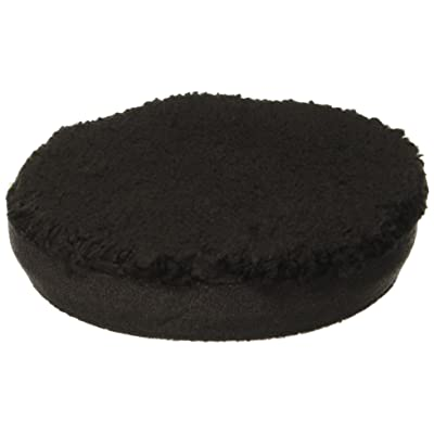 Chemical Guys BUFX_301_4 Black Microfiber Polishing Pad (4.5 Inch Fits 4 Inch Backing Plate): Automotive
