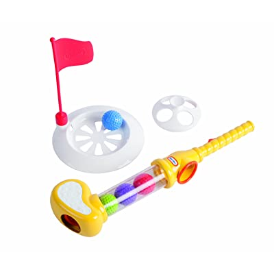 Little Tikes Clearly Sports Golf: Toys & Games
