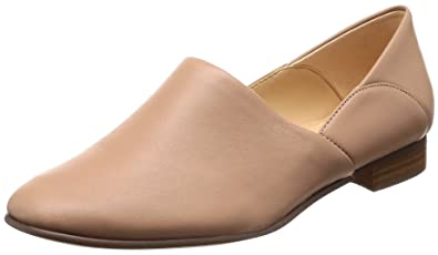 5685339e1 CLARKS Pure Tone Shoes 5.5 B(M) US Women Nude Leather