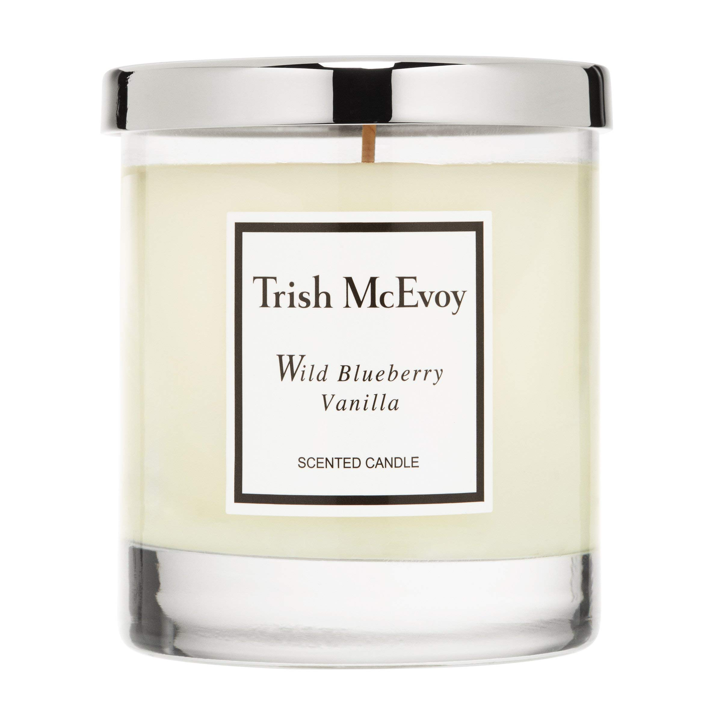 Trish Mcevoy Candle 7.25 Oz Wild Blueberry Vanilla Candle - Boxed