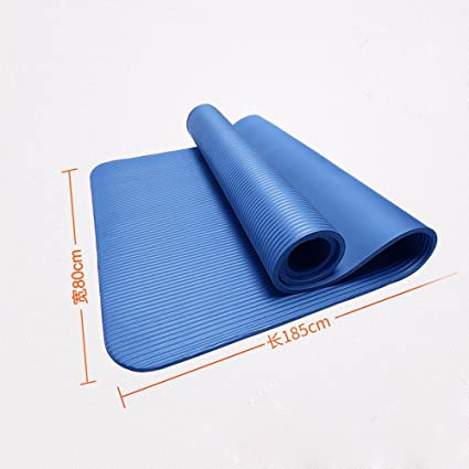 Amazon.com : MDRW-Yoga Lovers Thick 15Mm Wide 90Cm Long Yoga ...