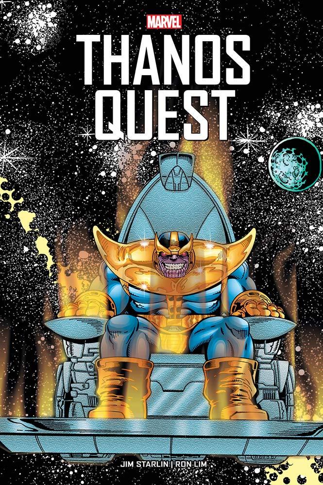 Thanos quest: Amazon.es: Starlin, Jim, Lim, Ron: Libros en ...