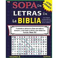 Sopa de Letras de la Biblia, Volúmen 2