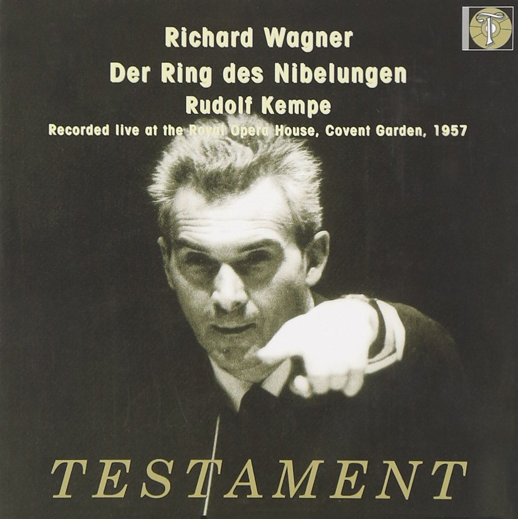 Richard Wagner: Der Ring des Nibelungen (Live at the Royal Opera House, Covent Garden, 1957) [Box Set]
