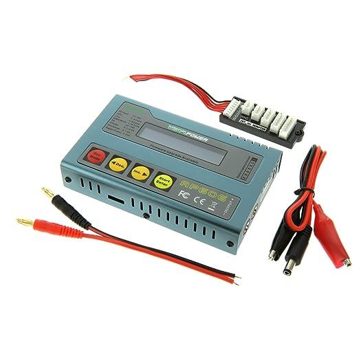 Amazon.com: EV-PEAK AP606 DC fácil y cargador de batería ...