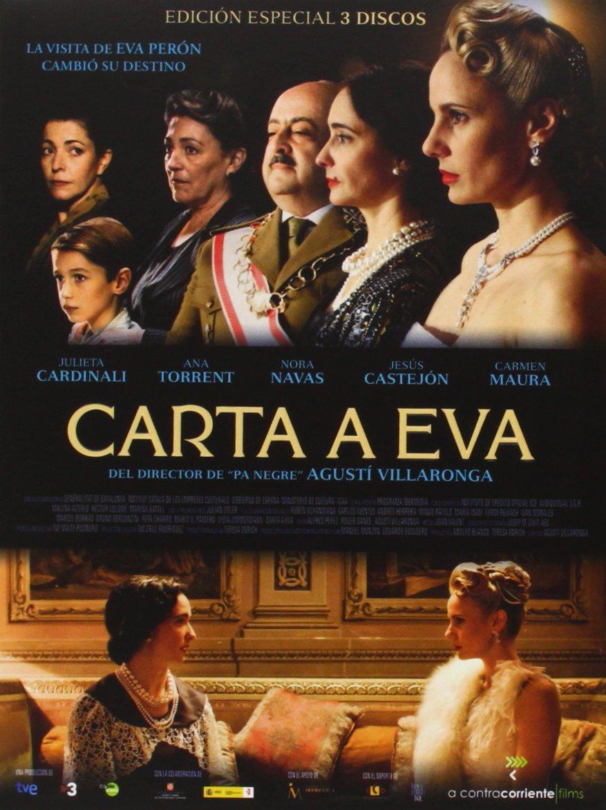 Carta A Eva [DVD]: Amazon.es: Julieta Cardinali, Ana Torrent, Nora ...