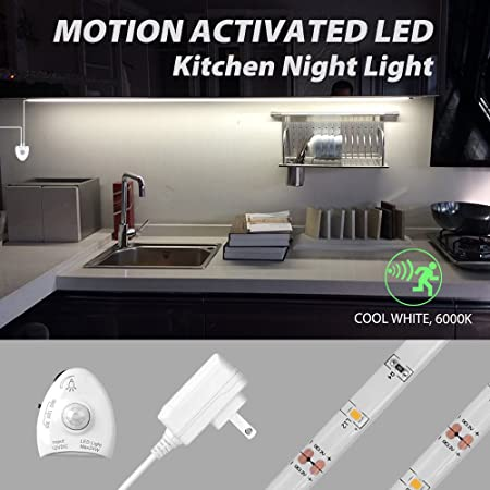Review Motion Activated LED Strip