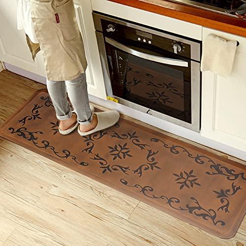 Licloud Kitchen Mat Long Anti-Fatigue Mat