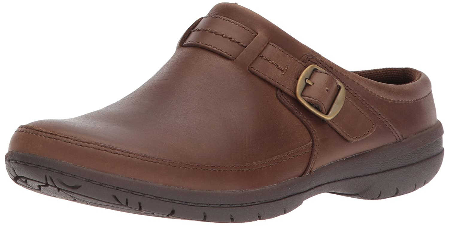 Dark Earth Merrell Women's Encore Kassie Buckle Slide shoes