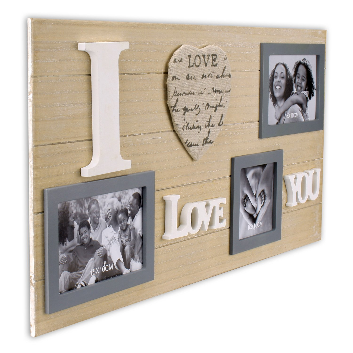 Elegant Wooden Photo Frame