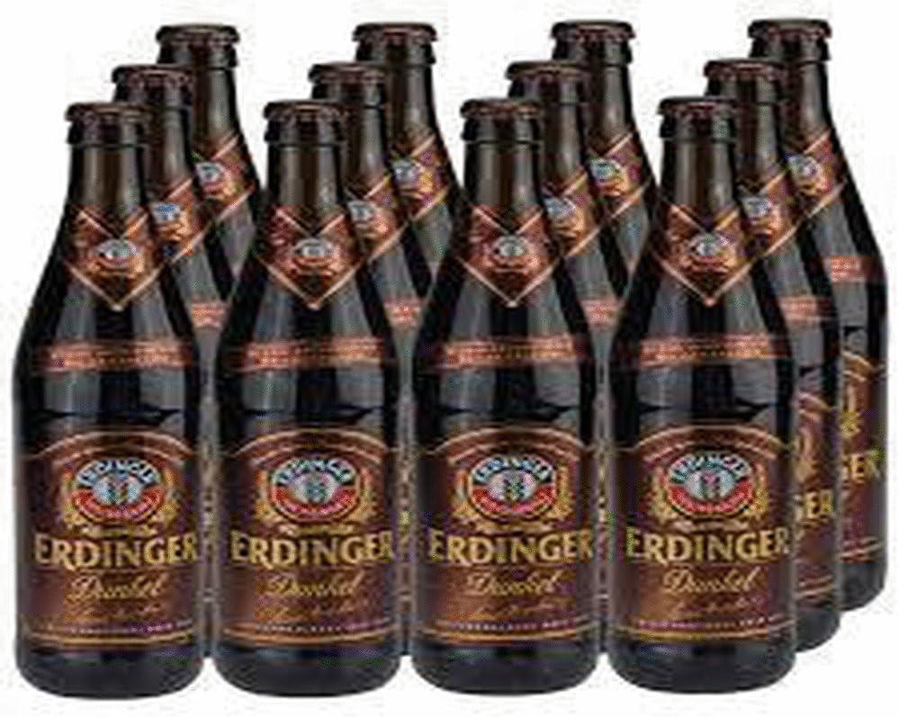 Erdinger - Erdinger Dunkel 50Cl X12