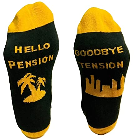 Funny Socks for Retirement